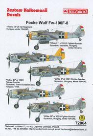 Focke-Wulf Fw.190F-8 #TCD72064