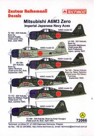 Mitsubishi A6M3 Zero #TCD72066