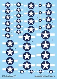 U.S.National Insignia 1943-1945 #TCD72417