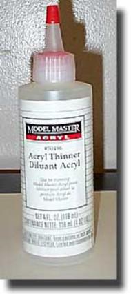 Testors  Thinner Detail Thinner 4 oz. TES50496