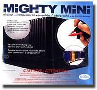 Testors  Compressor Mighty Mini Airbrush and Compressor Kit TES9169