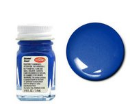 Testors  Testors 1/4oz Enamel 1/4oz. Bottle Finishing Enamel Gloss Cobalt Blue TES1106