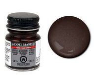 Testors  Testors Automotive ModelMaster 1/2oz. Bottle Model Master Enamel Dark Brown TES2752