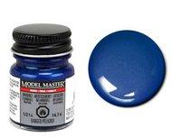 Testors  ModelMasterEnamel 1/2oz. Bottle Model Master Enamel Pearl Blue TES2771