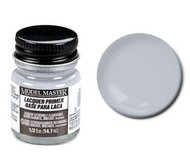Testors  Primer 1/2oz. Bottle Model Master Lacquer Super Fine Grey Primer TES2782