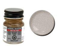 Testors  ModelMasterEnamel 1/2oz. Bottle Model Master Enamel Multi Color Glitter Clear TES2783