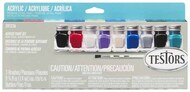Auto & Truck Finishing Acrylic Paint Set (9 Colors) (replaces #9197) #TES281236