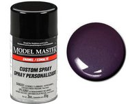 Testors  Testors Automotive Spray 3oz. Spray Model Master Enamel Gloss Pearl Grape TES2960