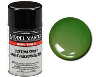 Testors  Testors Automotive Spray 3oz. Spray Model Master Enamel Gloss Lime Pearl TES2977
