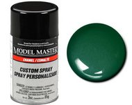 Testors  Testors Automotive Spray 3oz. Spray Model Master Enamel Gloss Pearl Dark Green TES2979