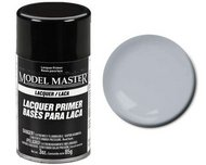 Testors  3ozSpray 3oz. Spray Model Master Lacquer Grey Sandable Primer TES2981