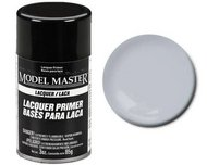 Testors  3ozSpray 3oz. Spray Model Master Lacquer Super Fine Grey Primer TES2982