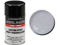 Testors  Testors Automotive Spray 3oz. Spray Model Master Enamel Gloss Silver Glitter TES2984