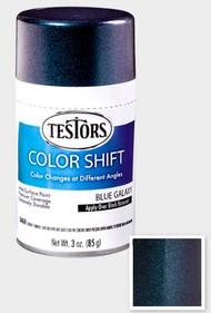 Testors  3ozSpray 3oz. Spray Color Shift Enamel Blue Galaxy TES340909