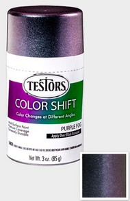 Testors  3ozSpray 3oz. Spray Color Shift Enamel Purple Fog TES340910