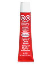 5/8 oz.Tube Glue Carded #TES3516