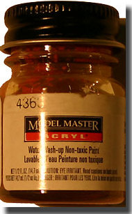 Testors  Testor ModelMaster MM Acryl II FF 1/2oz Sloth Brown TES4363