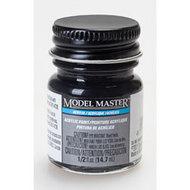 1/2oz. Bottle Model Master Acrylic Engine Black Flat #TES4888