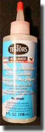 Testors  Airbrush Airbrush Cleaner 4 oz. TES50497