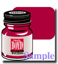Testors  EnamelMetallic 1/4 oz. Metallic Red TES1152
