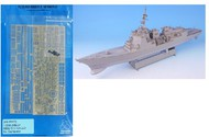 TETRA MODEL WORKS  1/350 JMDSF Atago DDG177 Detail-Up Set for TSM (D)<!-- _Disc_ --> TETSE35003