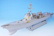 TETRA MODEL WORKS  1/350 USS Momsen DDG92 Detail-Up Set for TSM (D)<!-- _Disc_ --> TETSE35004