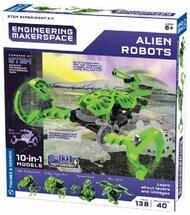 Thames & Kosmos  1/35 Alien Robots 10-in-1 Model STEM Experiment Kit THK555062