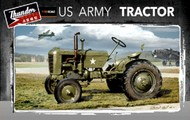 WWII US Military VA1 Tractor - Pre-Order Item #TDM35001