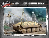 Thunder Model  1/35 German Bergepanzer 38 Hetzer Early Recovery Vehicle TDM35102