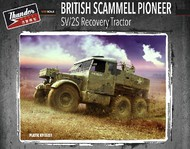 Thunder Model  1/35 British Scammell Pioneer SV/2S Recovery Tractor (New Tool) TDM35201