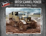 British Scammell Pioneer T100 Heavy Artillery Tractor (New Tool) #TDM35202