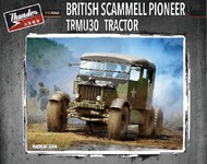 Thunder Model  1/35 British Scammell Pioneer TRMU30 Tractor (New Tool) TDM35204