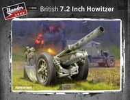 Thunder Model  1/35 British 7.2-Inch Howitzer (New Tool) TDM35211