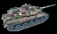 Tiger Model Ltd  1/35 French AMX-30 B2 Brennus Main Battle Tank 1966-2006 TMK4604