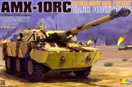 Tiger Model Ltd  1/35 French AMX-10RC Tank Destroyer 1980-Present TMK4609