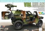 Tiger Model Ltd  1/35 French VBL Milan Anti-Tank Missile Launcher Vehicle 1987-Present TMK4618
