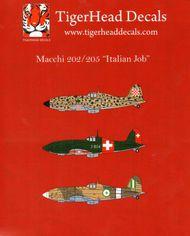 'Italian Job' Macchi C.202/C.205 in International Service #THD48018