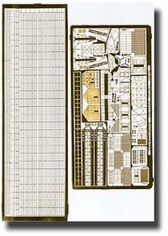 Toms Modelworks  1/400 Tirpitz Detailing Set TMW4010