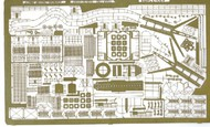 Toms Modelworks  1/600 Prinz Eugen Detail Set TMW6007