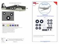Top Notch  1/24 Grumman Hellcat JX688 8H-B 896 Sqn HMS Empress TNM24-I009