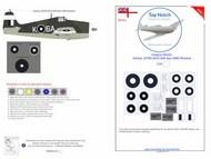 Top Notch  1/24 Grumman Hellcat JX789 6A-K 808 Sqn HMS Khedive TNM24-I010