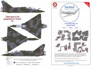 Dassault Mirage 2000D series Kits Kitty Hawk #TNM32-M150