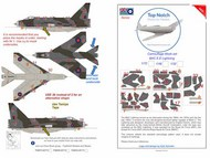 BAC/EE Lightning camouflage pattern paint mask #TNM32-M173
