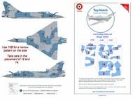 Dassault Mirage 2000C series Kits Kinetic #TNM48-M149