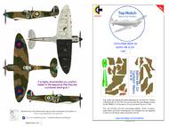 Supermarine Spitfire Mk.1a QV N3200 #TNM48-M55A