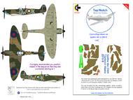 Supermarine Spitfire Mk.1a DW-K #TNM48-M55B
