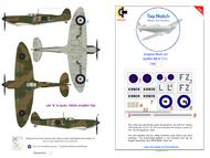 Supermarine Spitfire Mk.1a FZ-L #TNM48-S003