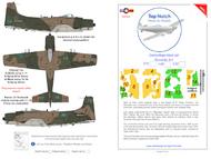 TopNotch  1/72 Douglas Skyraider A-1H/A-1J TNM72-M100