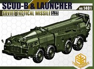 TOXSO MODEL  1/72 Scud-B & Launcher Soviet Tactical Missile- Net Pricing TOX1401