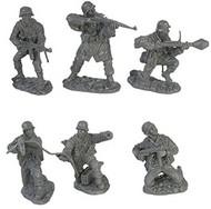 WWII Late War German Elite Troops Figure Playset (12) #TSR11